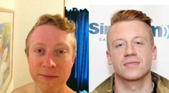 macklemore vs me