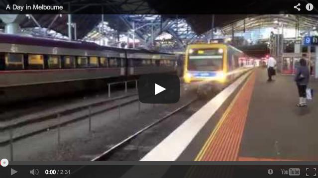 Melbourne Train